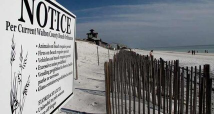 Supreme Court rules against homeowners in Florida beach dispute