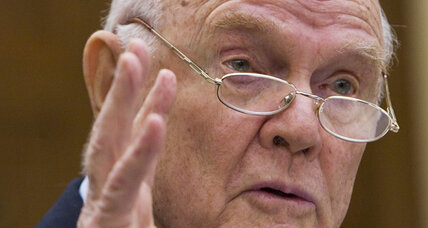 John Glenn says Obama should continue space shuttle program