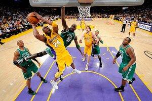2010 NBA Finals Lakers vs Celtics - Game 3 - YouTube