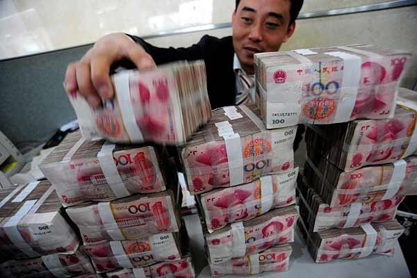 What is currency revaluation?