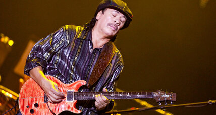 Carlos Santana to perform at Woodstock for first time since 1969