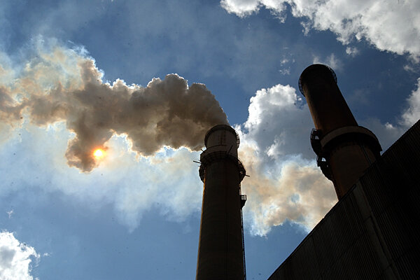 Epa moves to cut power plant emissions to fight air for Pollution fighting plants