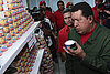 What's on the shelves of Hugo Chávez's socialist supermarket