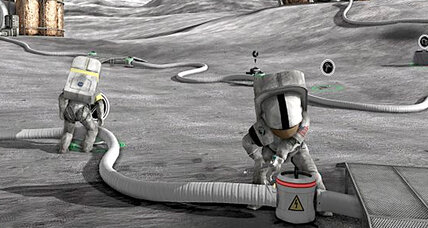 Moonbase Alpha: New NASA game lets you run a virtual lunar station