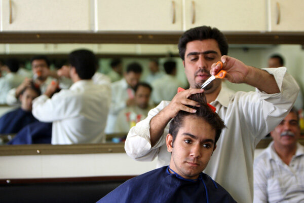 Official Iranian haircut list: no mullets, ponytails, or spikes ...