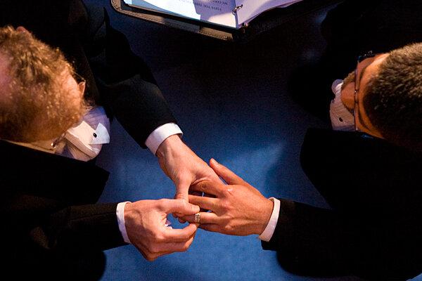 Boston Legal Gay Marriage 2