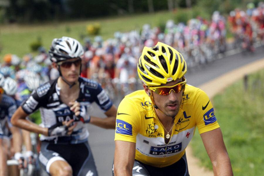 Tour de France 101  What do different color jerseys mean ... 2e00fc6b4