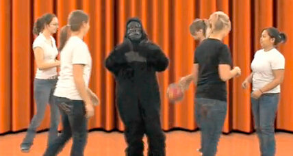 Invisible Gorilla test returns, showing that we're still not paying attention