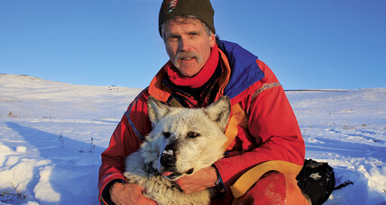 'Wolf man' Doug Smith studies Yellowstone's restored predators