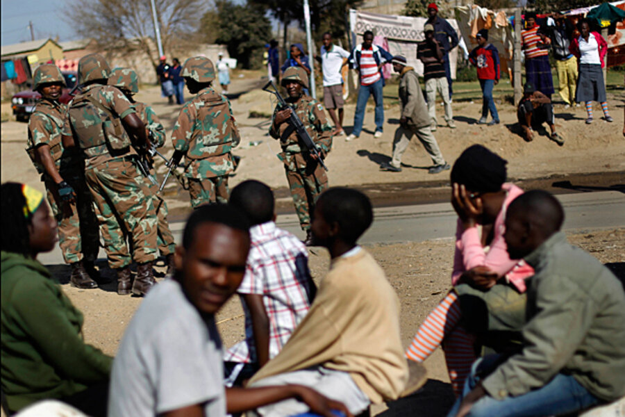 Zimbabweans Flee South Africa As Xenophobic Violence