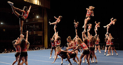Cheerleading doesn't count as a real sport, judge rules