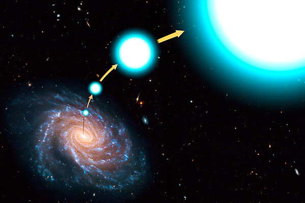 high speed jets in the milky way black hole - photo #15