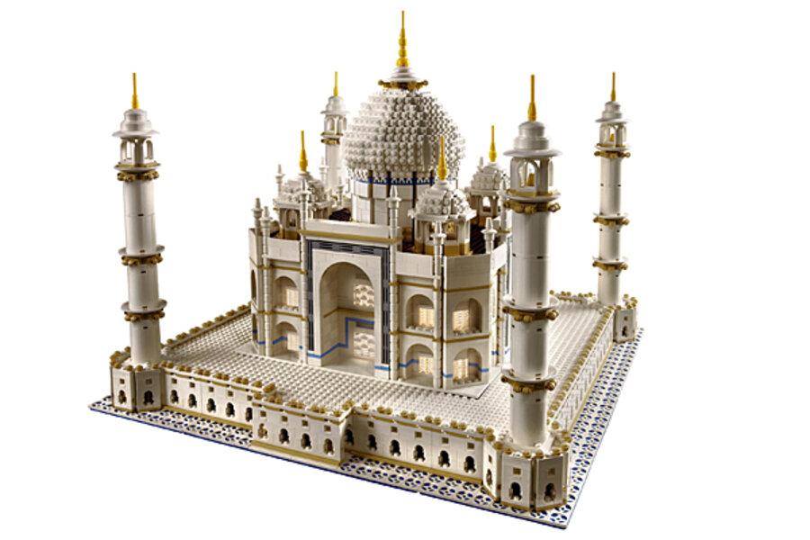LEGO Taj Mahal sales skyrocket after soccer star David