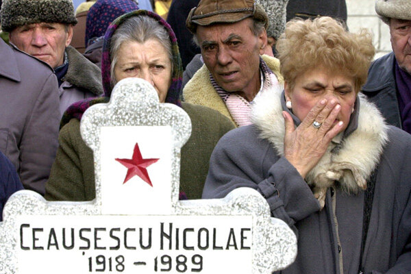 Image result for Romanian people miss former president ceausescu