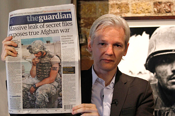 WikiLeaks documents explosive, but no Pentagon Papers -- yet