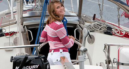 14-year-old Laura Dekker has Dutch court's -- and her mom's -- permission to sail around the world