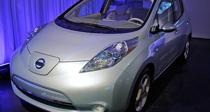 Chevy Volt vs. Nissan Leaf: the electric car price war