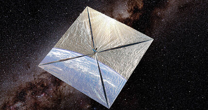 Solar sail experiment could test Einstein hypothesis