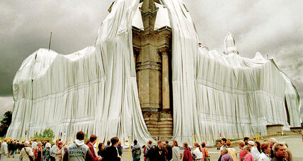 Christo and the art of the moment