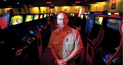Video game museum gives arcade classics extra lives