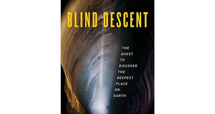Reviews of 'Blind Descent' and 'No Way Down'
