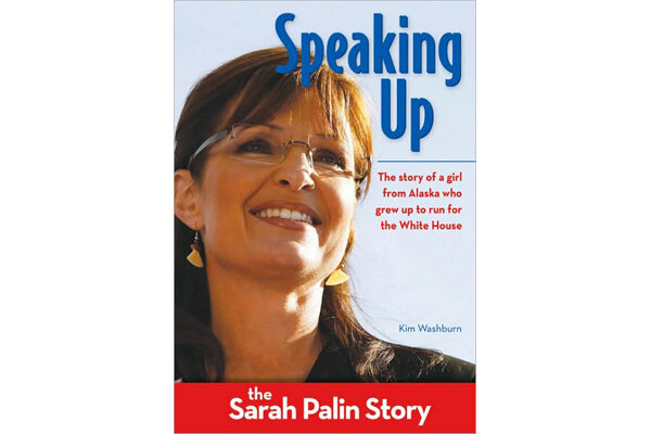 Sarah palin autobiography