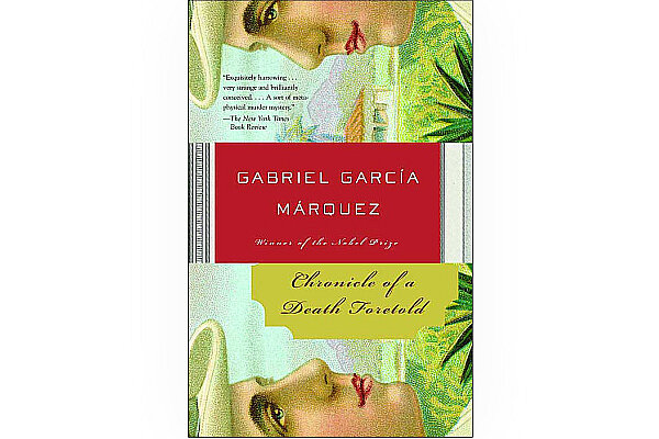 a comparison of kitchen and chronicle of a death foretold To understand the role of religion in chronicle of a death foretold by gabriel garcia marquez, first we have to understand the setting of plot, the era where the story has been set, the society and community it deals with.