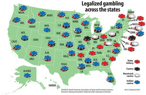 What states do not have legal gambling celadon casino