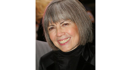 Anne Rice says she's done with Christianity