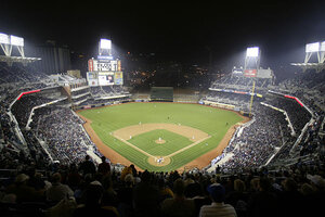 San Diego Padres' stadium report: $5 return for every $1 invested ...