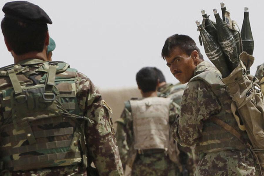 2014 in Afghanistan