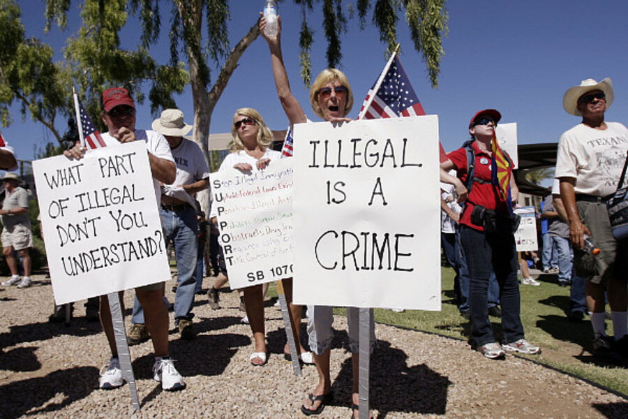 illegal immigrants The predictable furor over president obama's executive order offering relief to approximately 5 million undocumented immigrants has obscured the fact that his initiative is much bolder in form than in content.