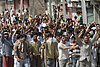 Indian Army deployed to quell deadly Kashmir protests