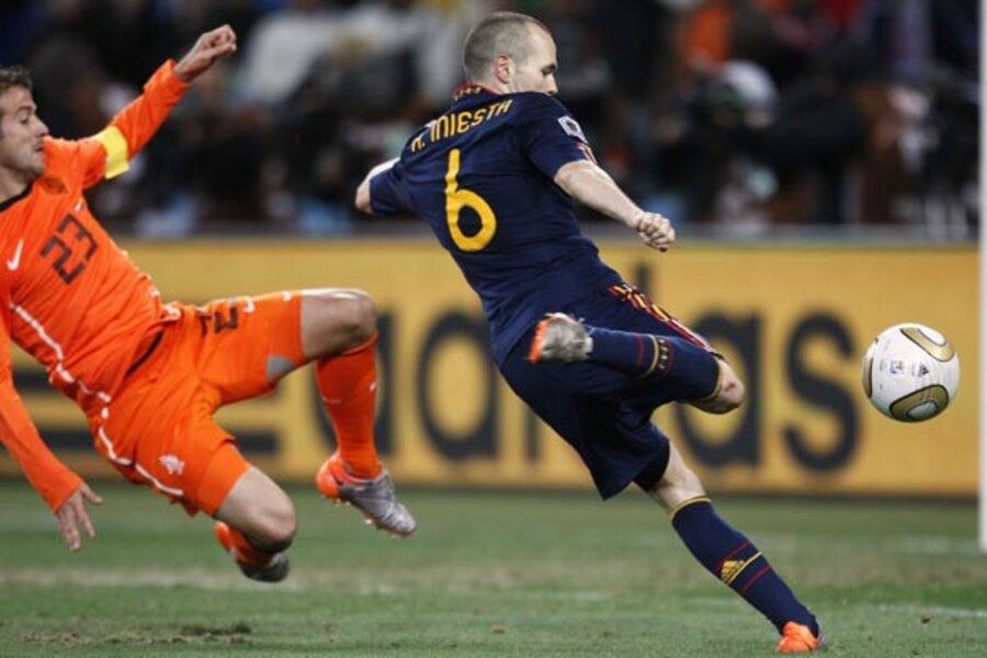 Essay - Fifa World Cup 2010?