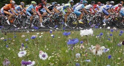 Tour De France 101 What Do Different Color Jerseys Mean