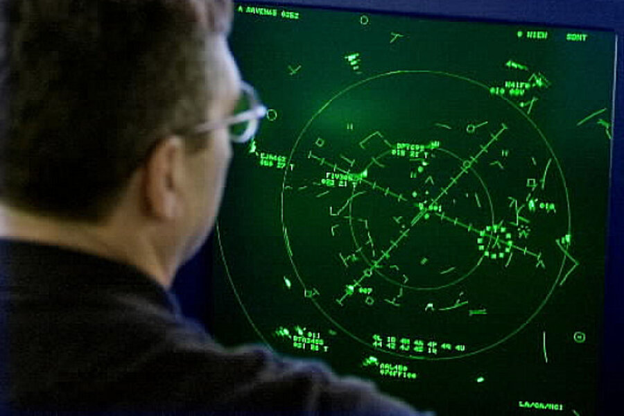 Air Traffic Controller Csmonitor Com
