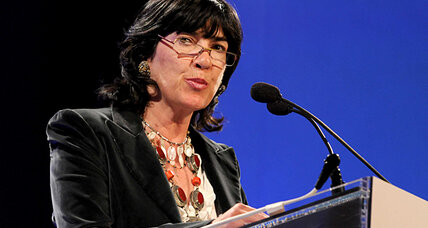 Christiane Amanpour debuts on 'This Week.' How did she do?
