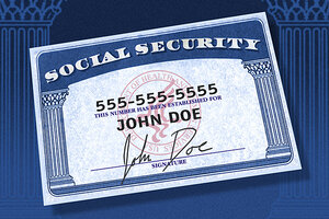 identity theft children social security numbers