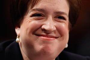 Kagan and gay marriage