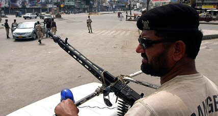 Pakistan violence: Arrests of Islamists in Karachi may not actually signal crackdown