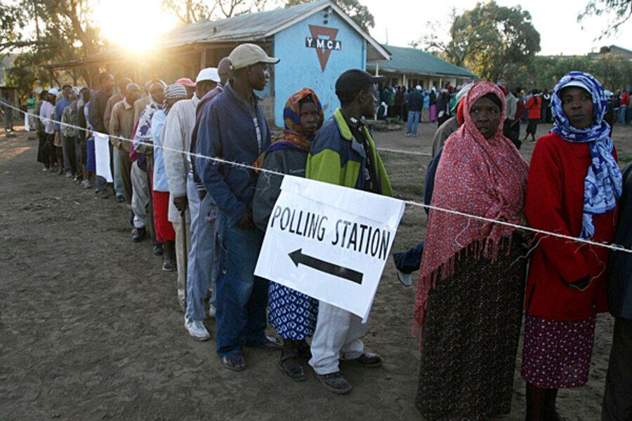Image result for referendum in kenya'