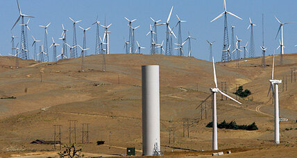 Can huge Mojave wind farm boost faltering wind power industry?