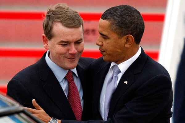 Michael Bennet faces insurgent uprising in Colorado Senate primary