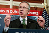 Why Harry Reid can't seem to put Sharron Angle in the rearview mirror