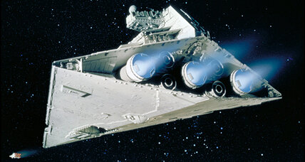 Star Wars fans ask NASA to build a hyperdrive