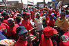South Africa strike: 1.3 million government workers push for wage hike