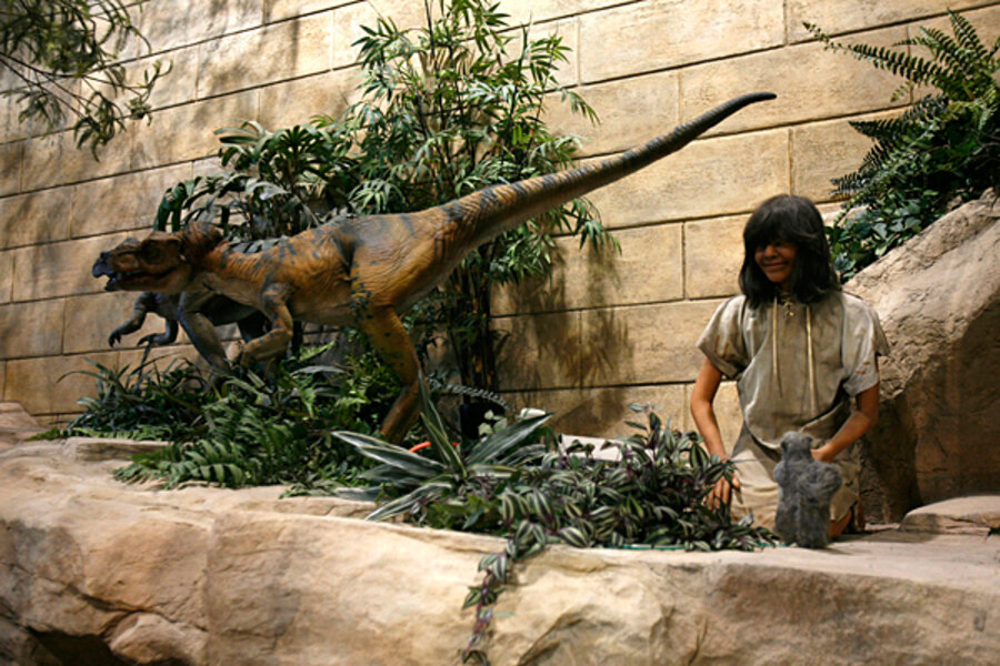 When sociology students visit Creation Museum - CSMonitor.com