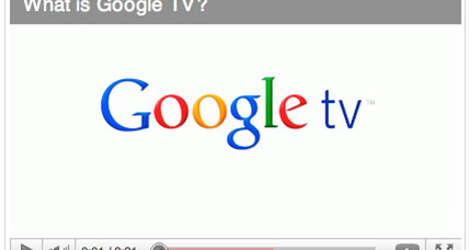 Google TV: why Hollywood isn't running scared