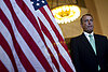 Amid John Boehner blast at Obama, hints of how GOP would rule