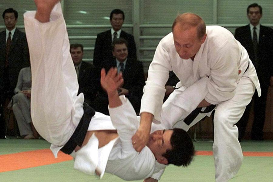 Judo Master Csmonitor Com
